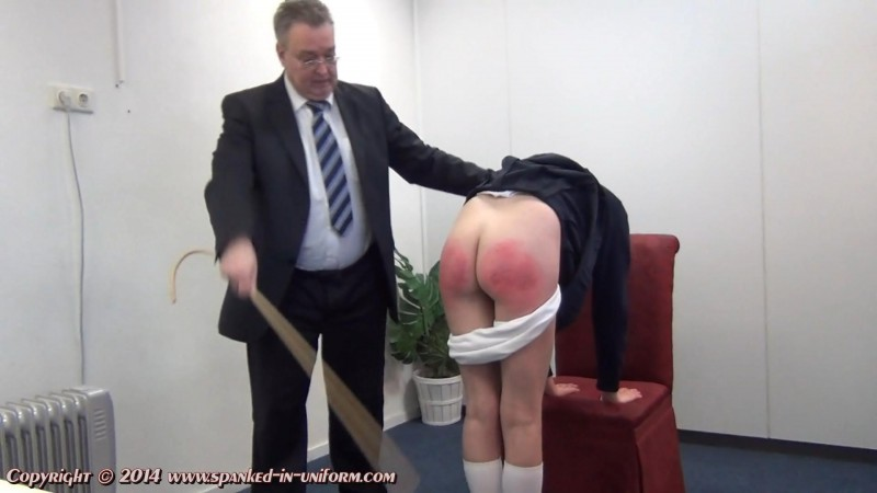 St. Catherines Private School For Girls Episode Seventy One - The Dutch Girl. Spanked-in-uniform.com (366 Mb)