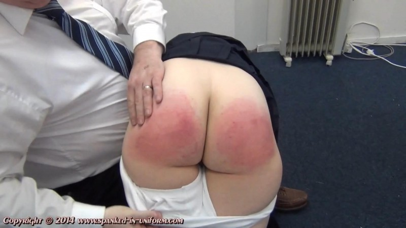 St. Catherines Private School For Girls Episode Seventy Three - The Mouse. Spanked-in-uniform.com (224 Mb)