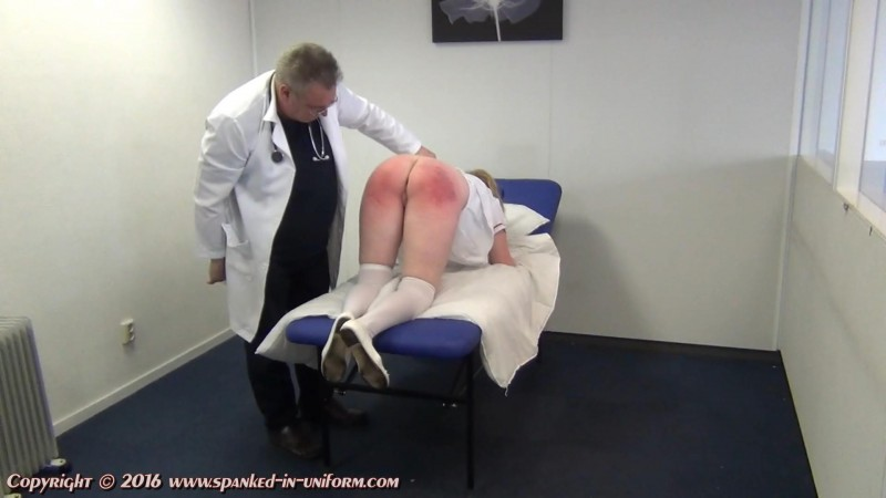 St. Elizabeth Private Hospital Episode Sixty Two - Pleasure And Pain. Spanked-in-uniform.com (223 Mb)