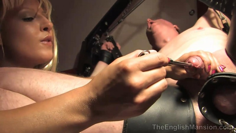 For Vixens Pleasure – Mistress Vixen. TheEnglishMansion.com (435 Mb)