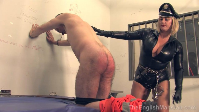 Headshaved By Cruel Warden – Lady Nina Birch. TheEnglishMansion.com (377 Mb)