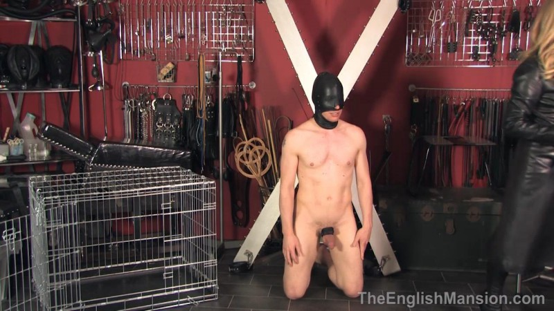 Manipulated By The Bitch – Mistress Sidonia. TheEnglishMansion.com (564 Mb)