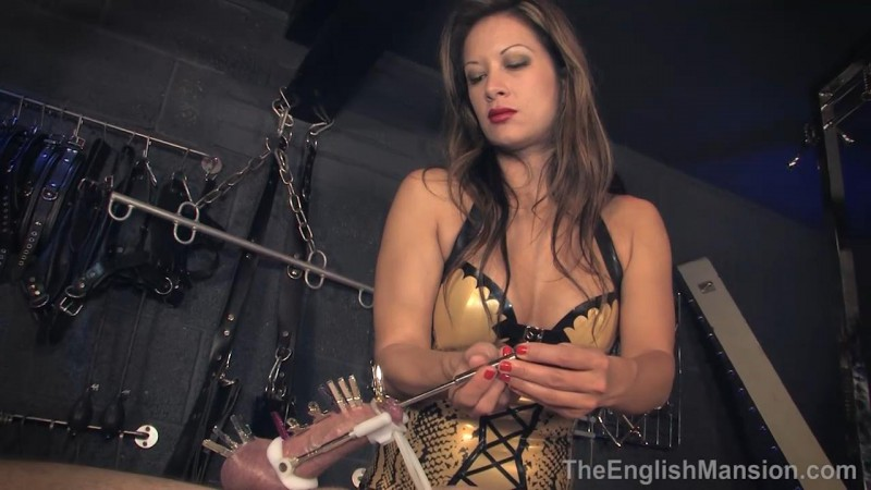 Rewarded For CBT – Miss Jasmine. TheEnglishMansion.com (759 Mb)