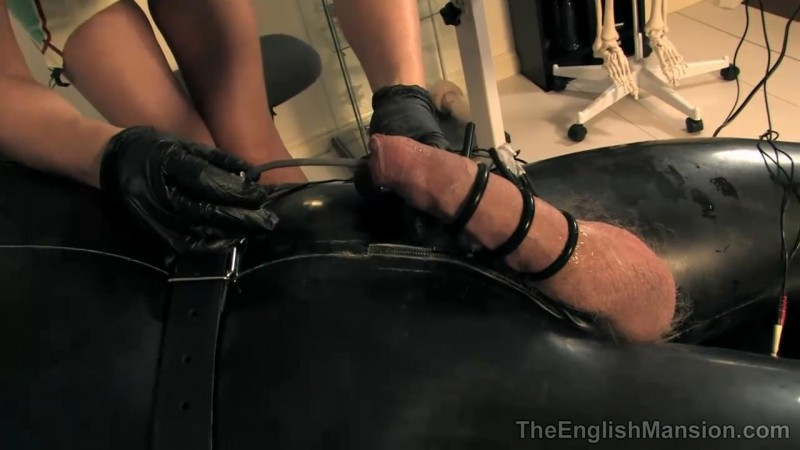 Rubberboy Electrics – Goddess Zena. TheEnglishMansion.com (162 Mb)