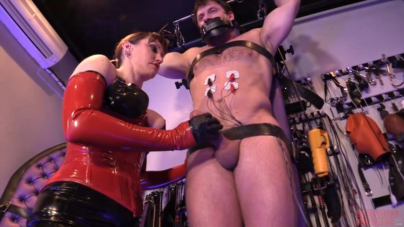 Slave Training – Mistress Miranda (R690). May 14 2017. Seriousimages.com (374 Mb)