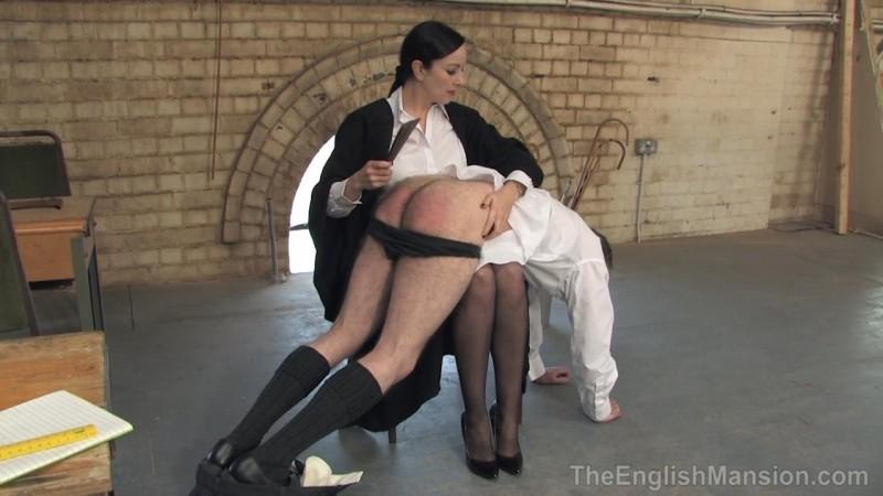 Strict Schoolmarm – Miss Jessica. TheEnglishMansion.com (667 Mb)