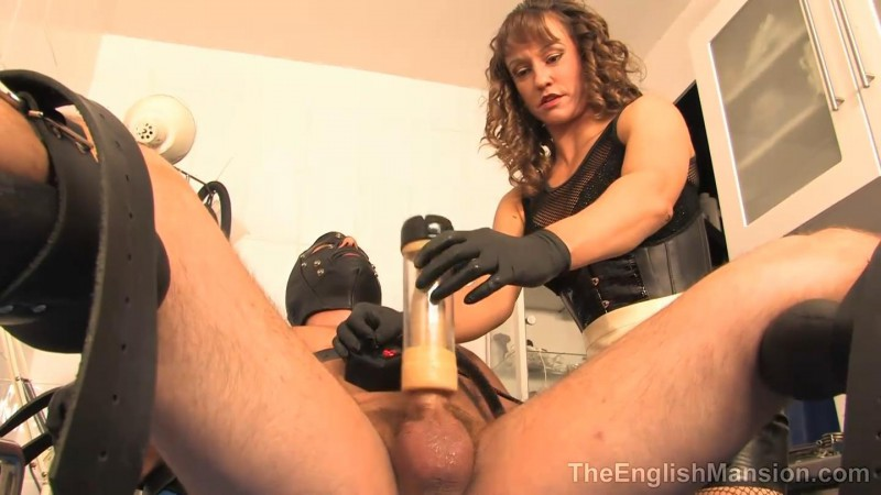 The Venus Torment – Mistress Miranda. TheEnglishMansion.com (268 Mb)