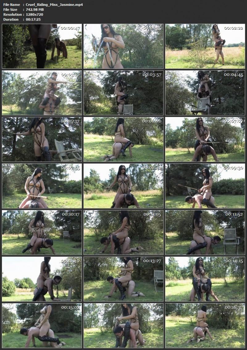 Cruel Riding – Miss Jasmine. TheEnglishMansion.com (742 Mb)