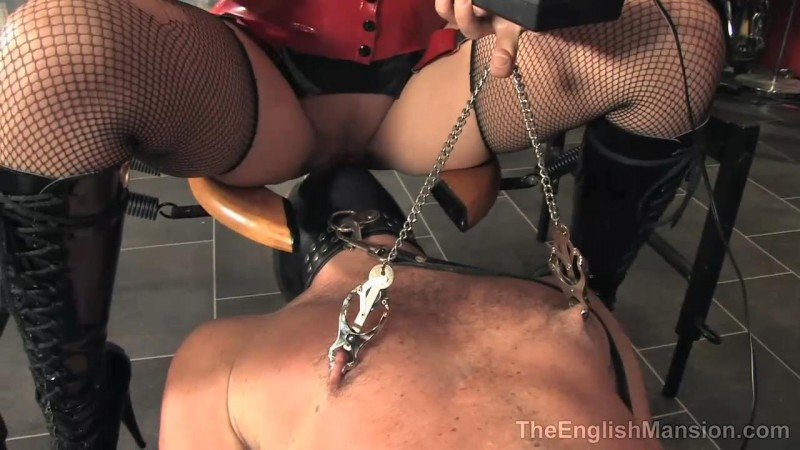 Harsh Instruction – Mistress T. TheEnglishMansion.com (165 Mb)