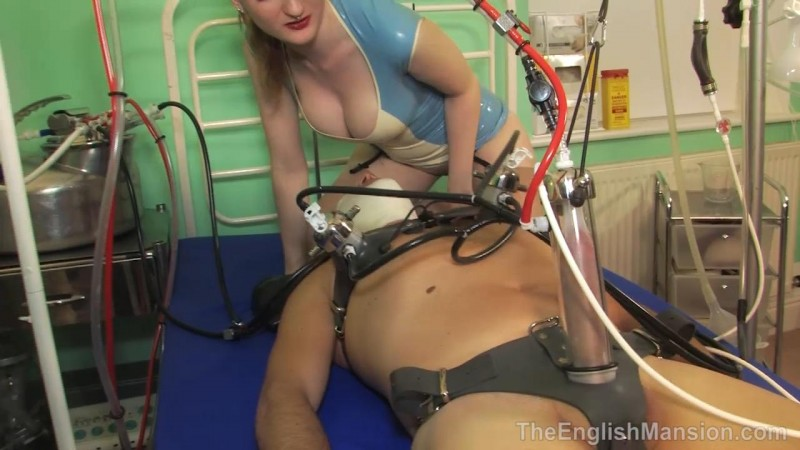 Intensive Cum Care – Miss Zara. TheEnglishMansion.com (257 Mb)