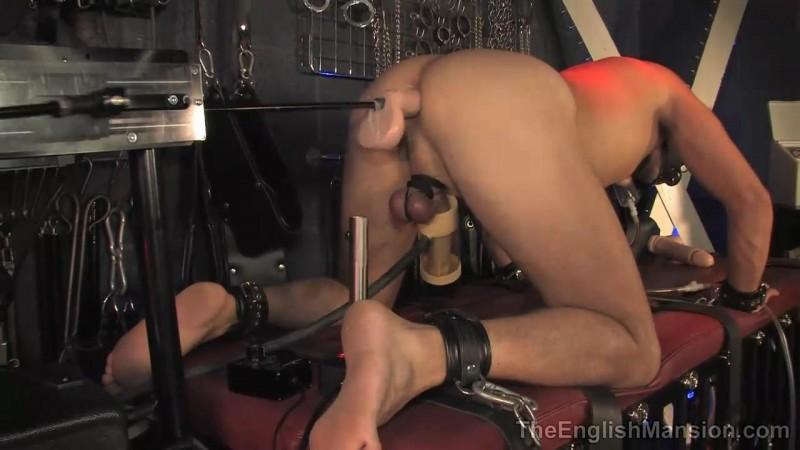 Mechanical Milking Overload – Mistress Sidonia. TheEnglishMansion.com (209 Mb)