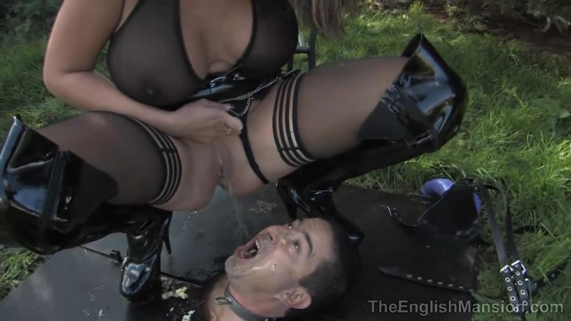 Slave Ordeal Part2 – Mistress Pandora. TheEnglishMansion.com (508 Mb)