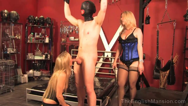 The Pleasure Pain Principle – Miss Suzie And Mistress Sidonia. TheEnglishMansion.com (669 Mb)