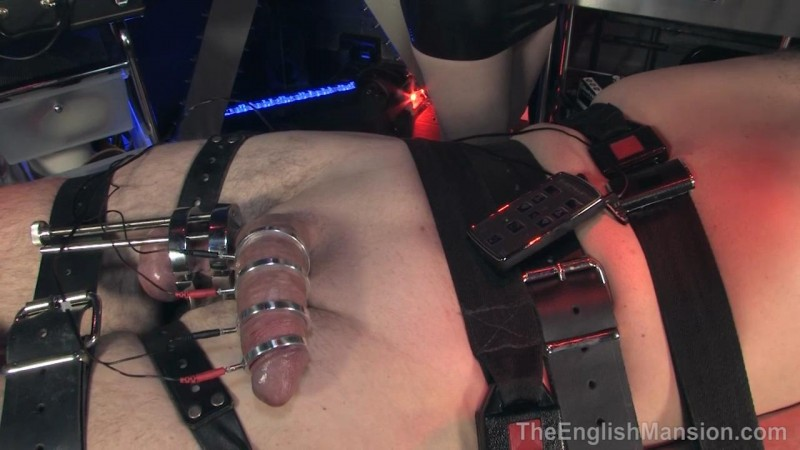 CBT Turn On Part One – Mistress Sidonia. TheEnglishMansion.com (443 Mb)