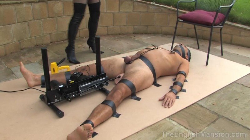 Pinned To The Board – Mistress Sidonia. TheEnglishMansion.com (410 Mb)
