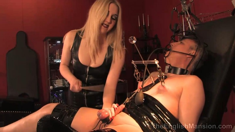 Sidonias Play Thing – Mistress Sidonia. TheEnglishMansion.com (350 Mb)