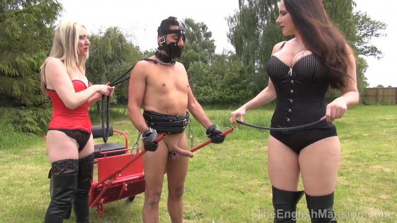 Situation Vacant Part Two – Domina Alexandra Snow And Mistress Sidonia. TheEnglishMansion.com (714 Mb)