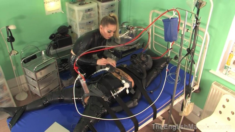 Super Suction Milker – Mistress Sidonia. TheEnglishMansion.com (462 Mb)