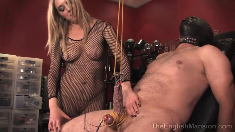 Tied And Fried CBT – Mistress Sidonia. TheEnglishMansion.com (394 Mb)