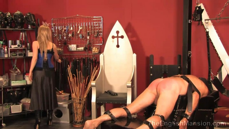 Whipping Boy – Mistress Sidonia. TheEnglishMansion.com (373 Mb)