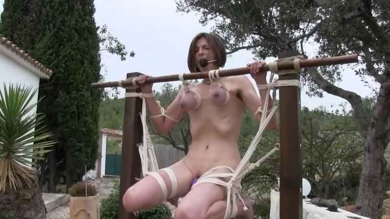 Excellent Breast suspension tit hanging bdsm agree