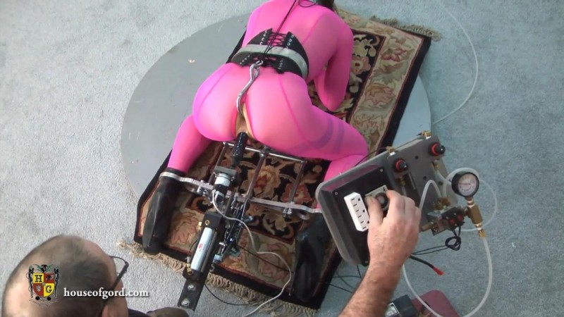 Rigid Cuff Stuff with a Fucking machine – Kay Serah. Mar 22 2013. Houseofgord.com (204 Mb)