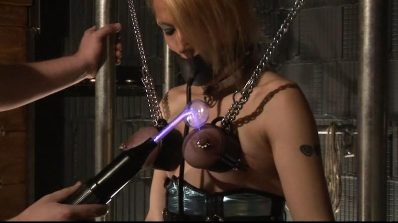 Slave Eva – Tits in Steel (bip046). Sep 23 2017. Breastsinpain.com (742 Mb)