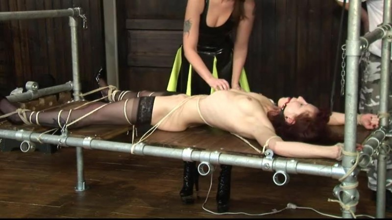Slave Melanie – 10 Hour Session - Part 1 (TX303). Feb 04 2017. Toaxxx.com (375 Mb)