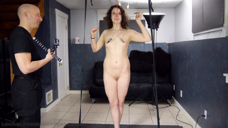 Trying Out Stress Positions – Endza Adair. Jul 12 2015. Lovinglyhandmadepornography.com (354 Mb)
