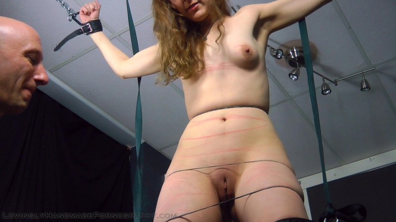 Yup, need restraints – Sierra Cirque. Nov 28 2013. Lovinglyhandmadepornography.com (370 Mb)