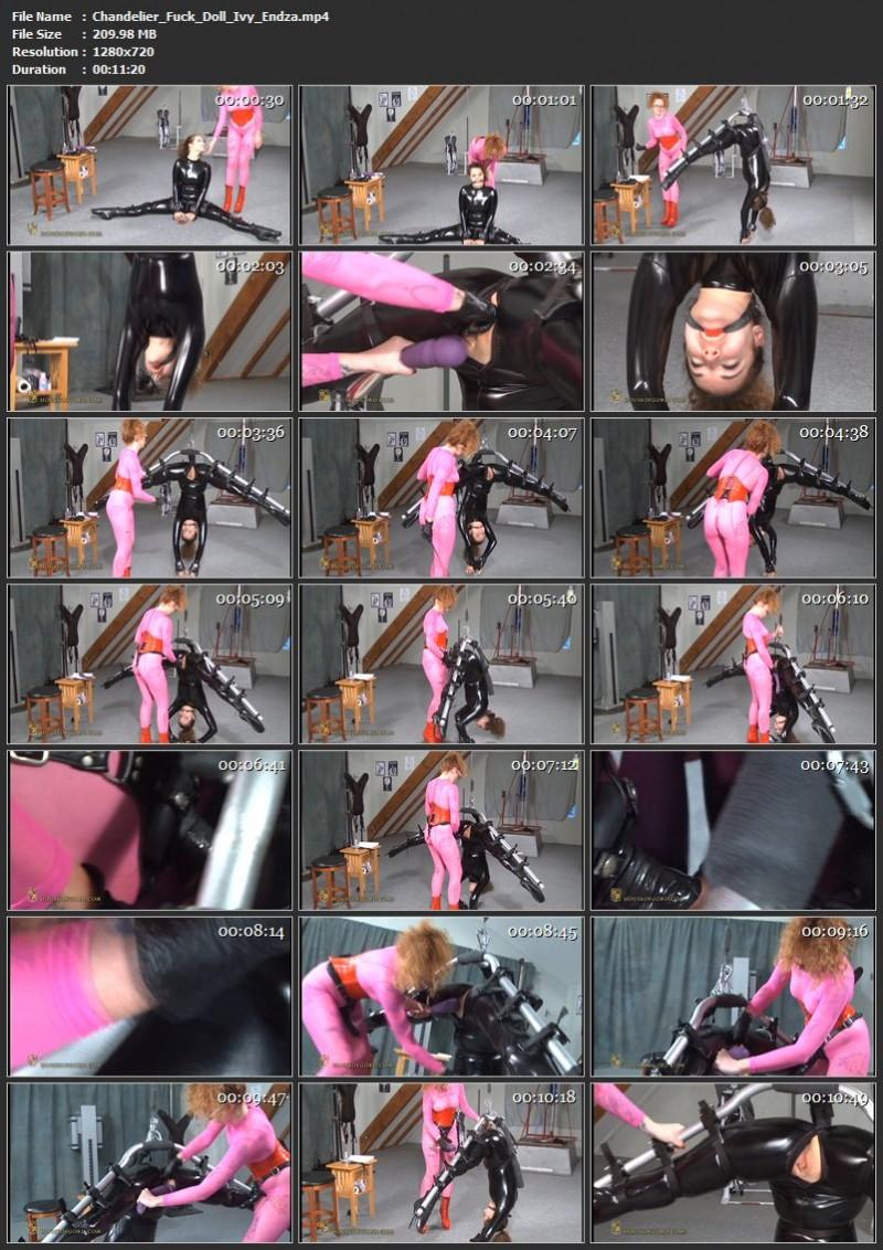 Chandelier Fuck Doll – Ivy, Endza. Nov 29 2014. Houseofgord.com (209 Mb)