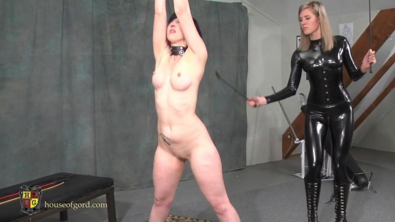Disciplining Quinn's New Pony Girl – Quinn, Trinity. Nov 09 2013. Houseofgord.com (246 Mb)