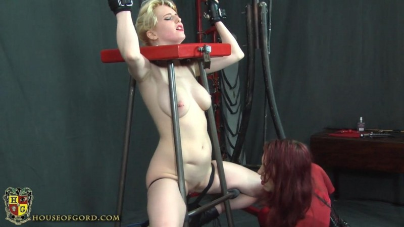 The Punishment Stool – April Rain, Vignette Velo. Feb 19 2016. Houseofgord.com (268 Mb)