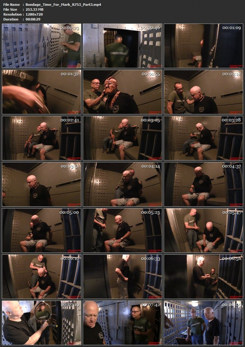 Bondage Time For Mark (R753). Jul 26 2017. Seriousmalebondage.com (1393 Mb)
