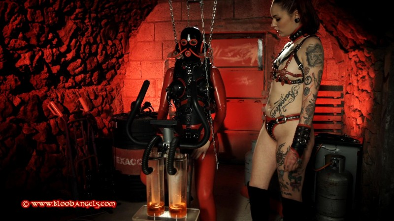 Discipline Exercising – Silvia Rubi And Lilyan Red Part Three (Clip 480). Jul 13 2017. Bloodangels.com (774 Mb)