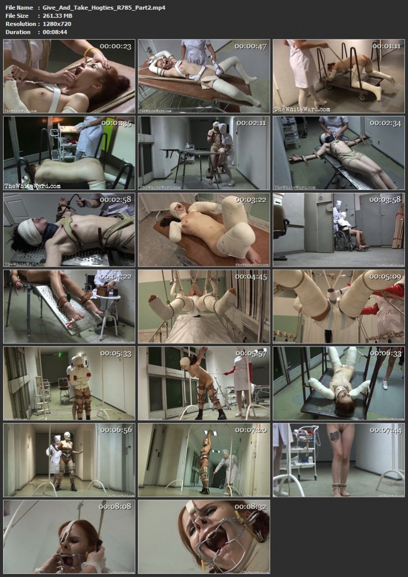 Give And Take Hogties (R785). Dec 03 2017. Seriousimages.com (982 Mb)