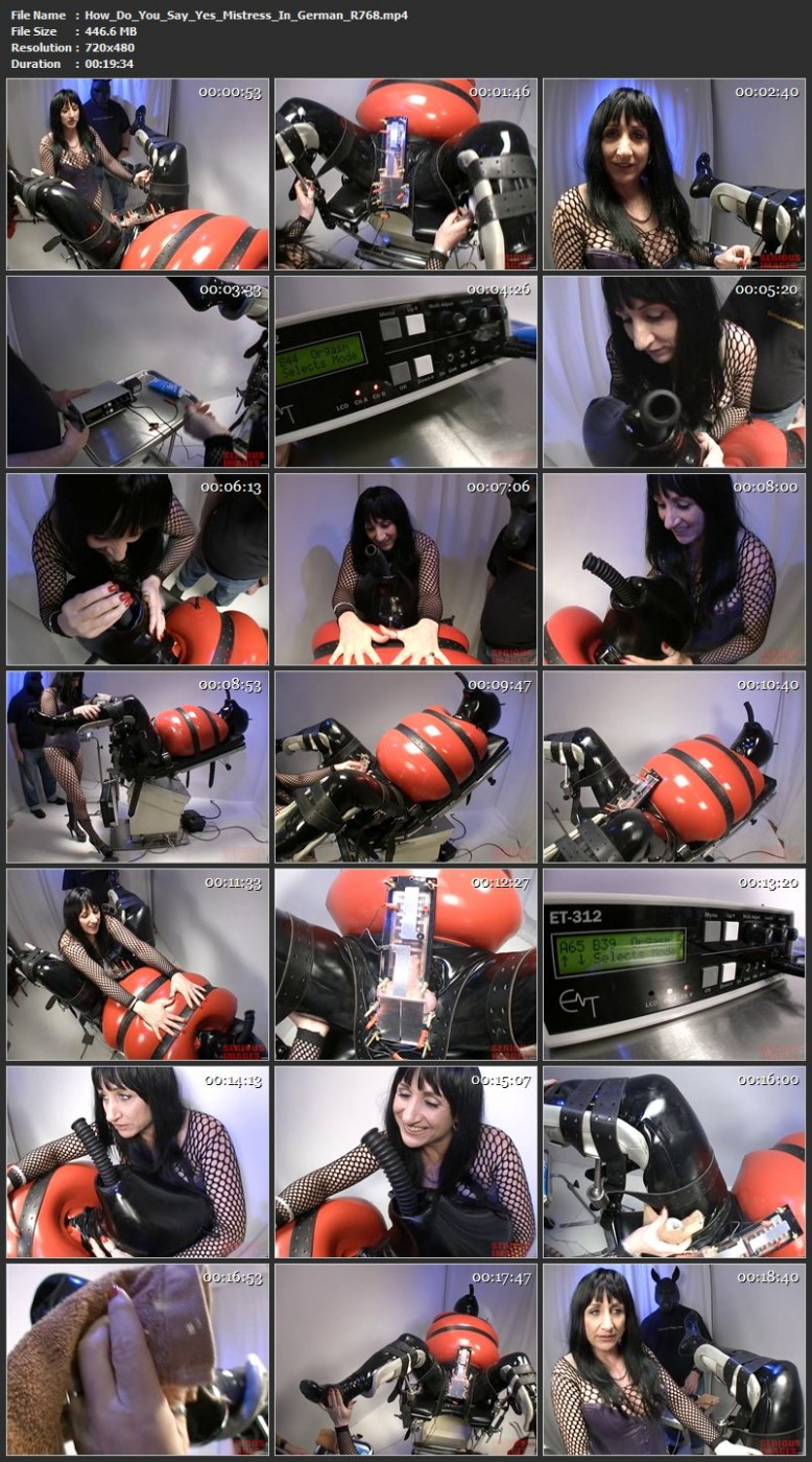How Do You Say Yes Mistress In German (R768). Oct 02 2017. Seriousimages.com (446 Mb)