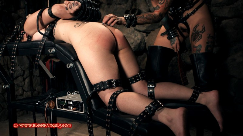 Six Bdsm Lessons – Silvia Rubi And Chiara Diletto Part Six (Clip 490). Oct 05 2017. Bloodangels.com (825 Mb)