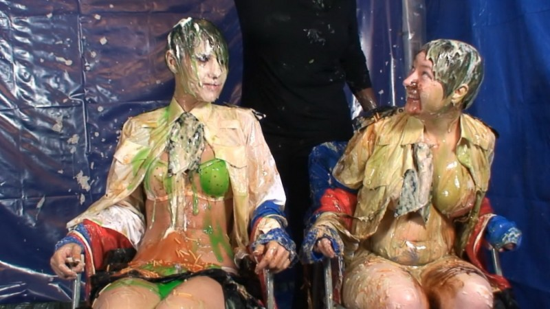 WPC Charity Gunging Ep 02 – Pippa and Jess (mav866e). Jun 01 2017. Messyangel.com (394 Mb)