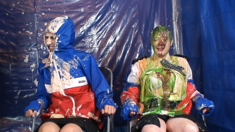 WPC Charity Gunging Ep 01 – Jess and Pippa (mav211). May 01 2017. Messyangel.com (606 Mb)