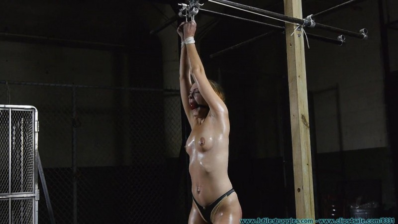Cruel Ziptie Bondage for Rachel – Part 1. Jan 09 2017 Futilestruggles.com (405 Mb)