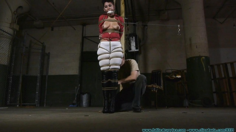 Enchantress Sahrye Hogtied – Part 1. Jan 08 2017. Futilestruggles.com (750 Mb)