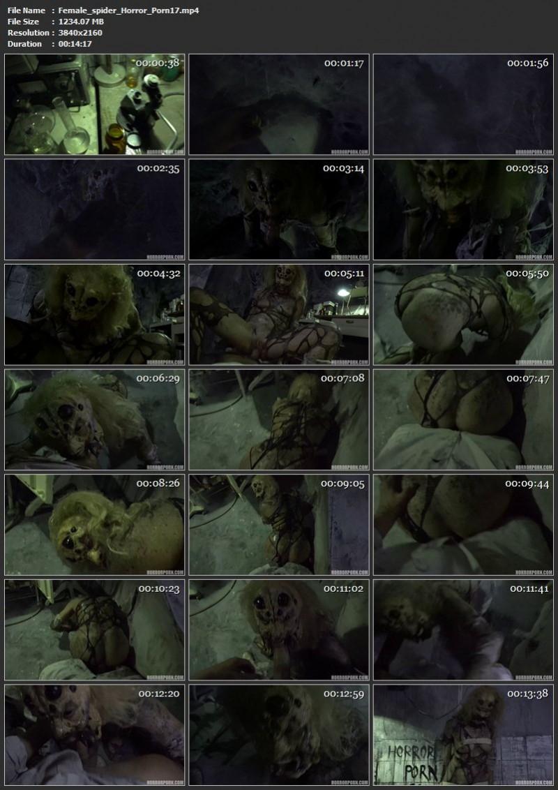 Female spider – Horror Porn 17. Horrorporn.com (1234 Mb)