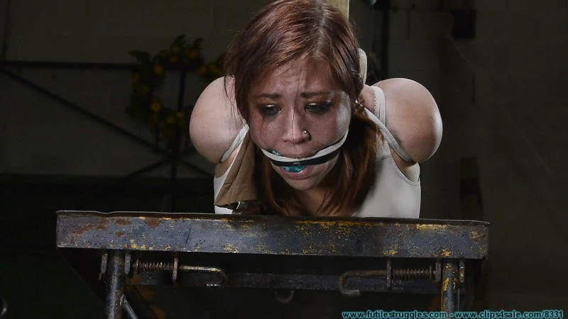 Riley Jane – The Gag Testing Institute. Futilestruggles.com (1043 Mb)