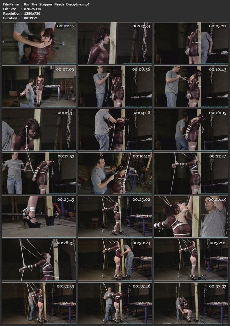 Rin The Stripper Needs Discipline. Futilestruggles.com (878 Mb)