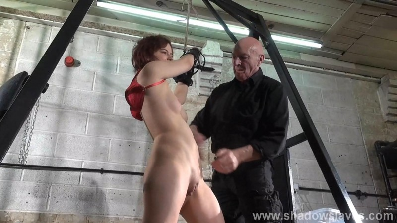 Slavegirl Bemby - Introducing Bemby. ShadowSlaves.com (1014 Mb)