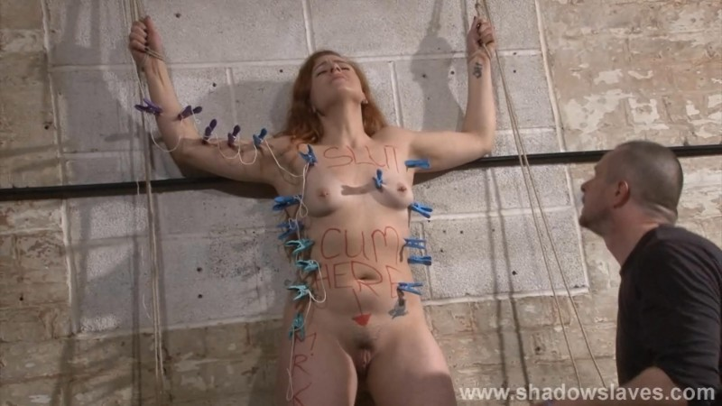 Slavegirl Isabel Dean - Trampled. ShadowSlaves.com (922 Mb)