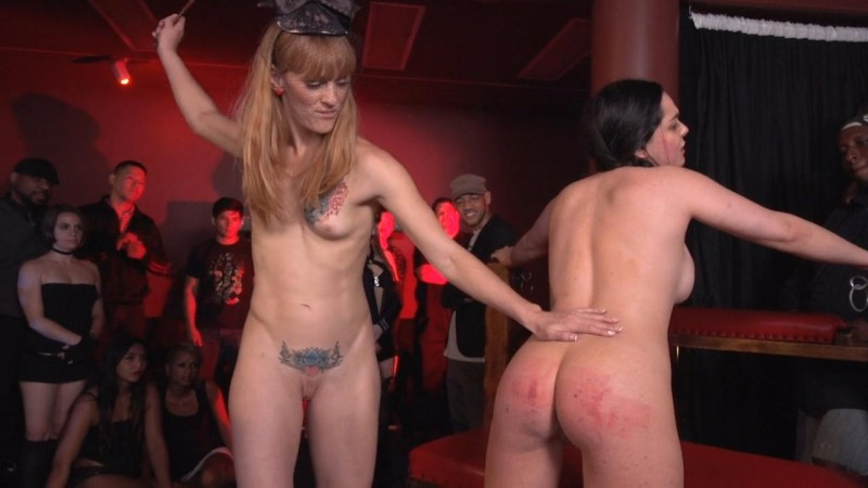 Spanking Live on Stage. Elitepain.com (1128 Mb)