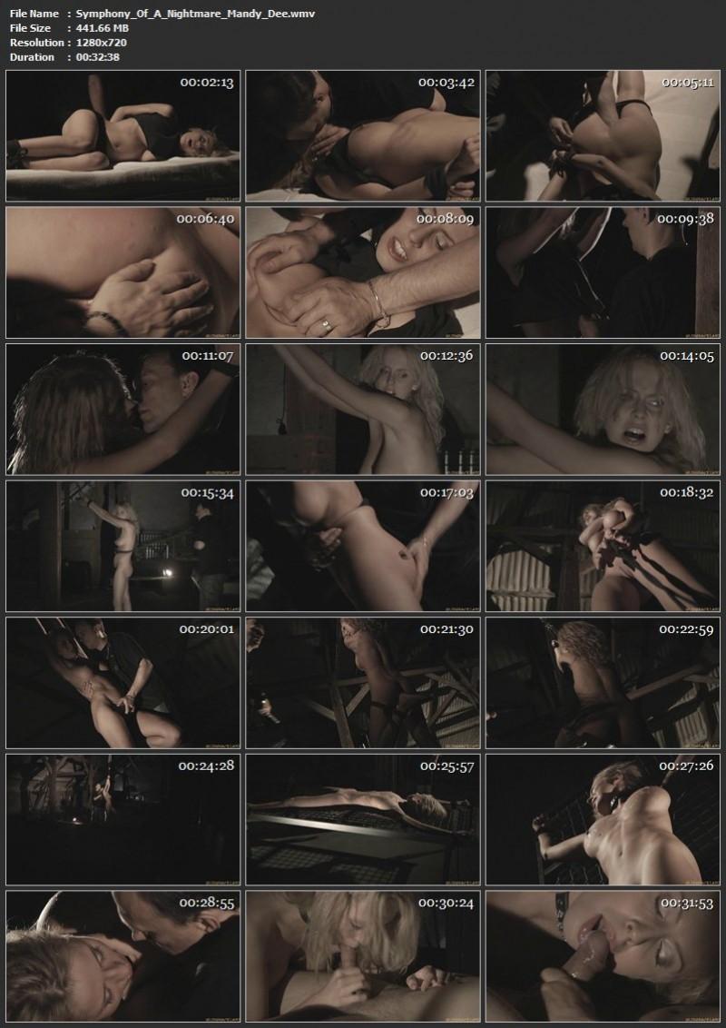 Nightmare Bondage Porn Videos symphony of a nightmare – mandy dee. subspaceland (441