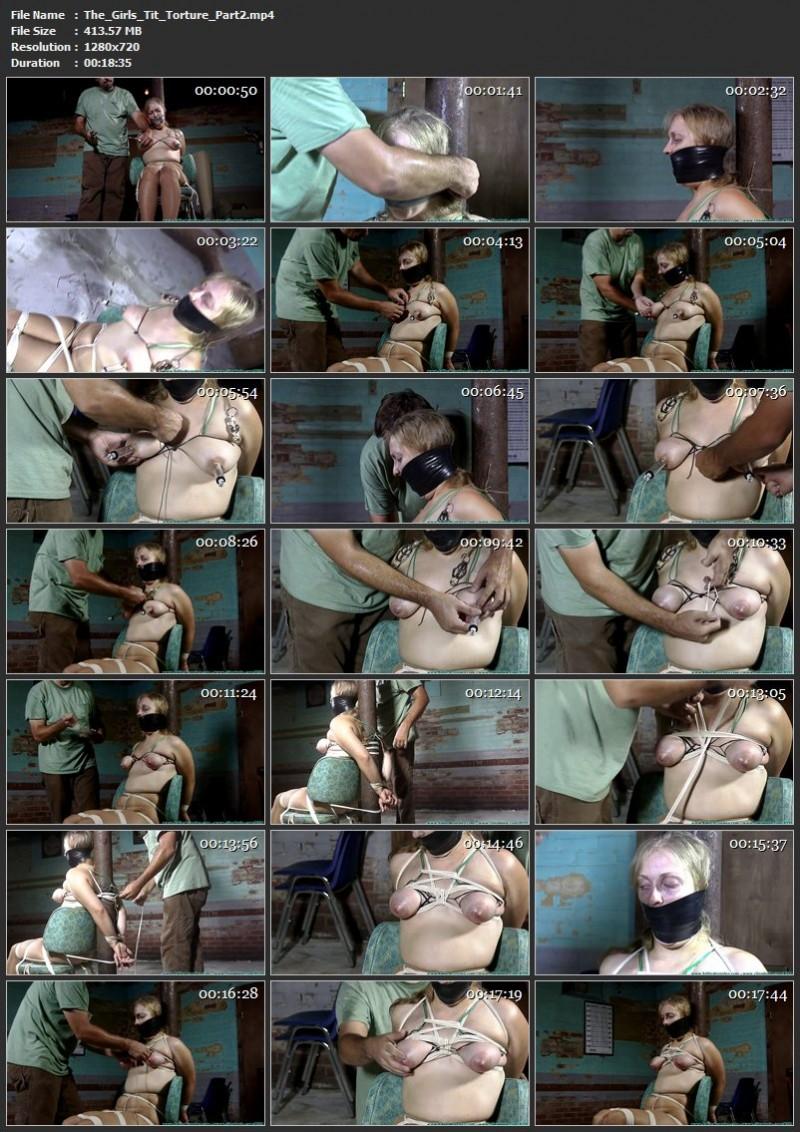 The Girl's Tit Torture. Futilestruggles.com (1424 Mb)